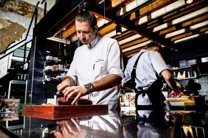 BAUT Amsterdam opent nieuw restaurant aan de Spaarndammerstraat