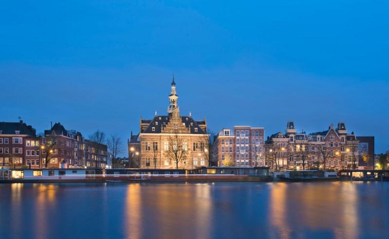 Pestana Amsterdam Riverside hotel