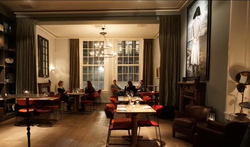 Restaurant Jacobsz heeft weer een vleugje van het oude Staets