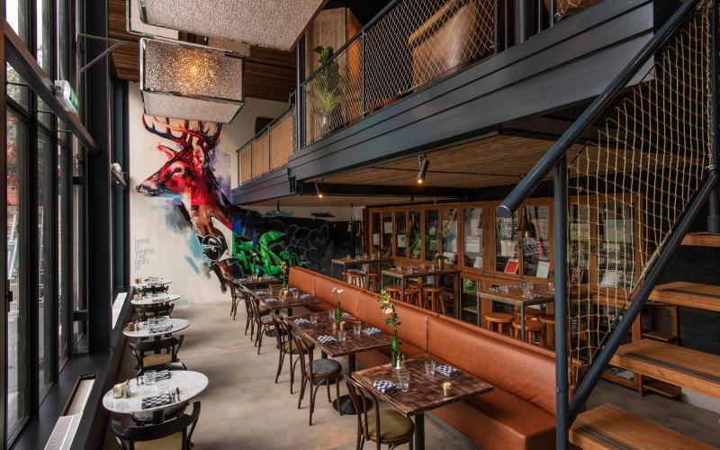 Culinaire held achter Librije's zusje Amsterdam, Sidney Schutte, opent Café Cliché