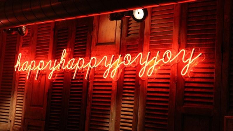Happyhappyjoyjoy: Blij, blijer, blijst