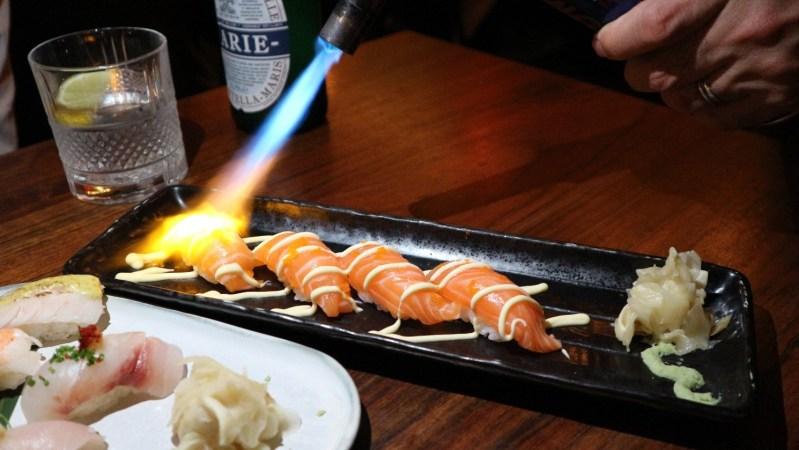 KU Kitchen & Bar: Japans eten is meer dan alleen Sushi