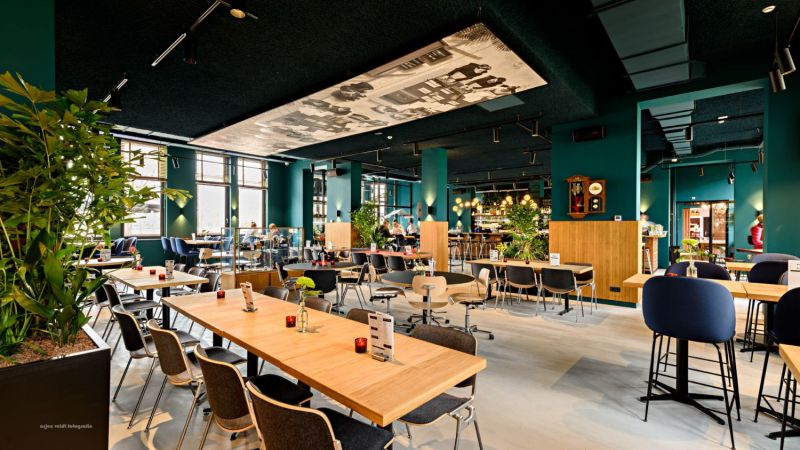 Bar Kantoor in Westerpark