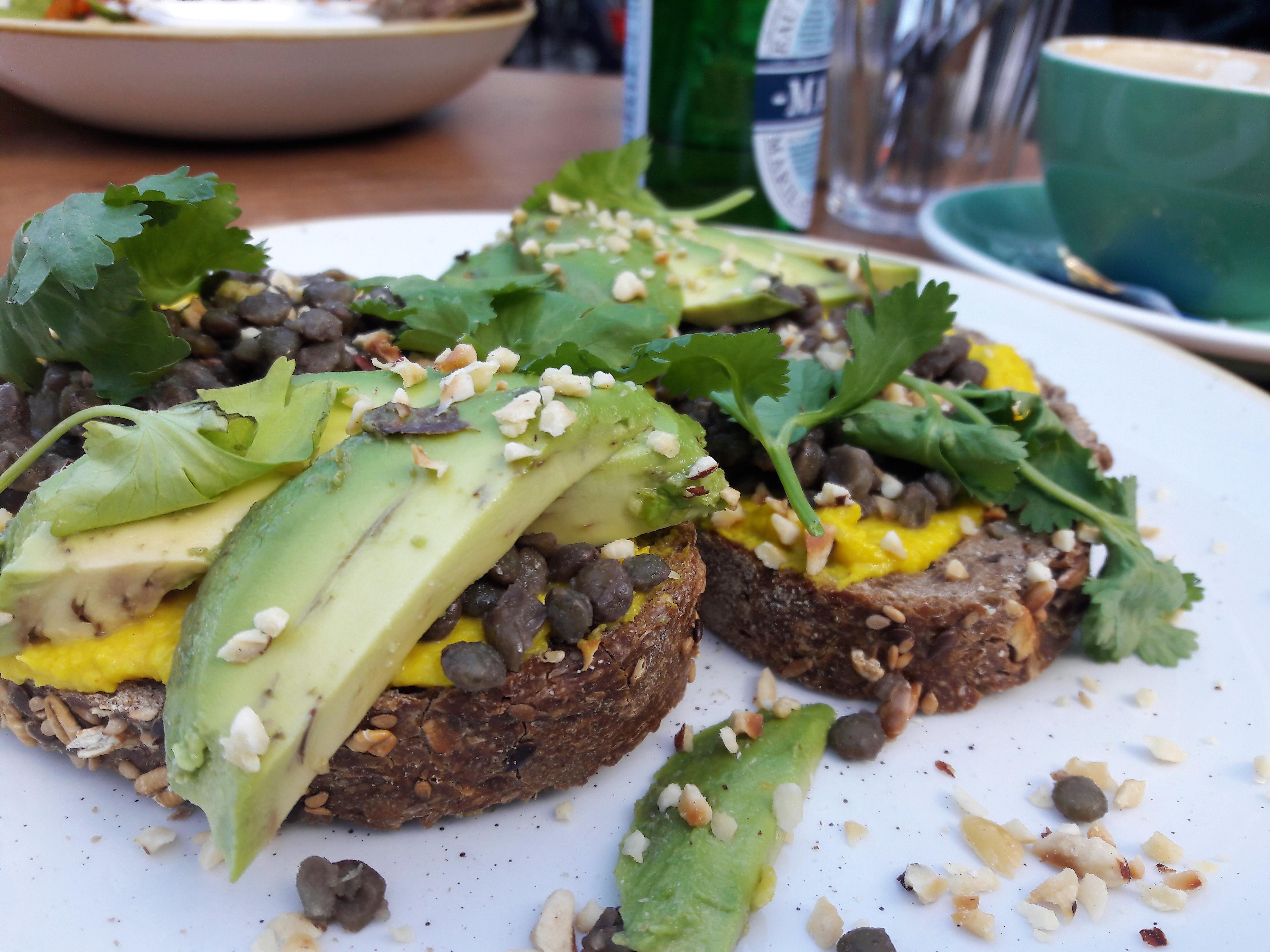 Lekker lunchen in Haarlem