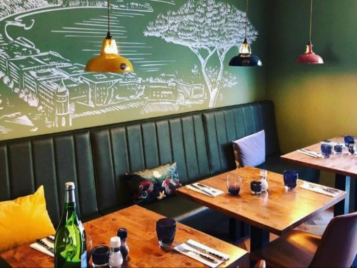 Dineren in Den Haag