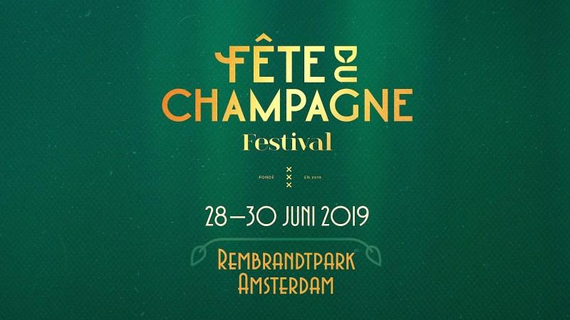Fête du Champagne Festival in Amsterdam