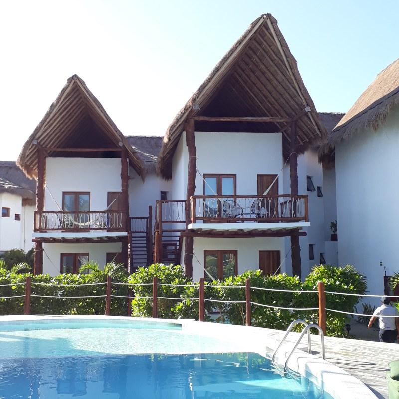 Hotels op Isla Holbox