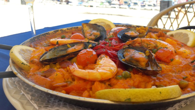 Restaurants in Benalmadena