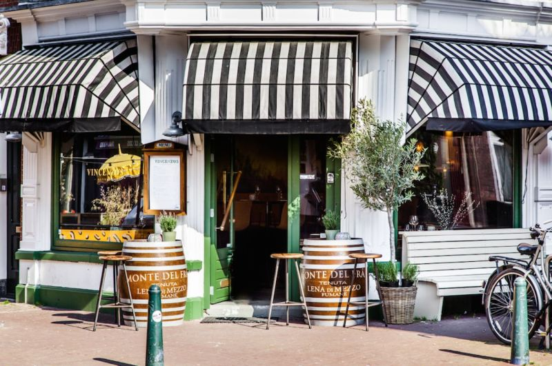 Vincenzo's Osteria in Den Haag
