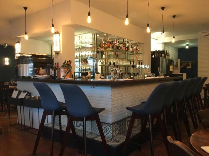 Restaurant Lazuur Amsterdam Noord