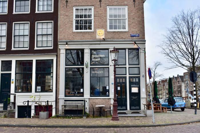 Caron opent nieuw restaurant in Gouden Reael Amsterdam