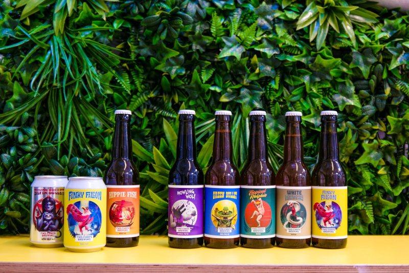 Two Chefs Brewing opent Two Chefs Bar aan het Hugo de Grootplein