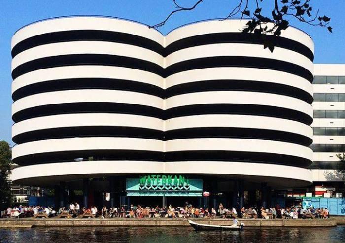 De leukste terrassen in Amsterdam 2020
