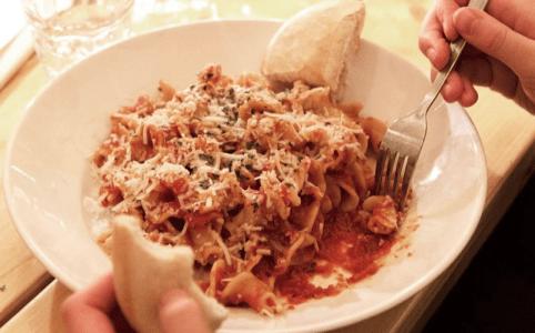 Penne all'arrabbiata - recept van Spaghetteria