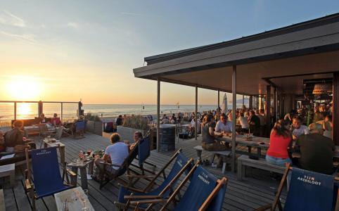 De leukste strandtenten in Zandvoort