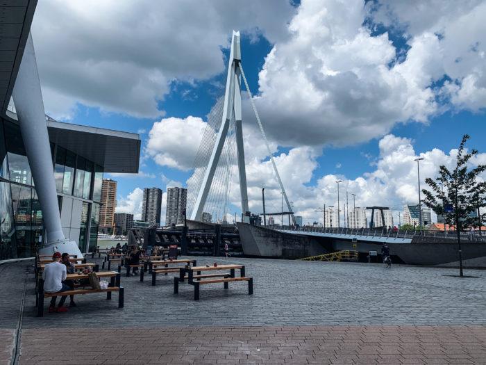 Staycation in Rotterdam: slapen bij Room Mate Bruno