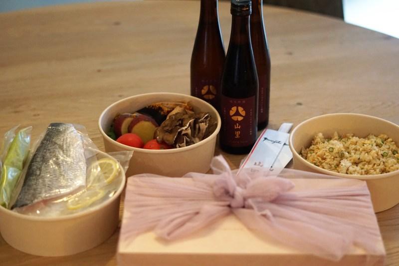 Okura at Home. Bestel authentieke Japanse gerechten van Yamazato en Sazanka voor thuis