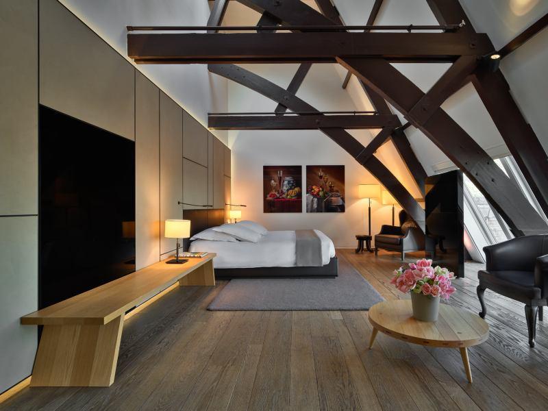 Staycation in Amsterdam. Top hotels met goede restaurants