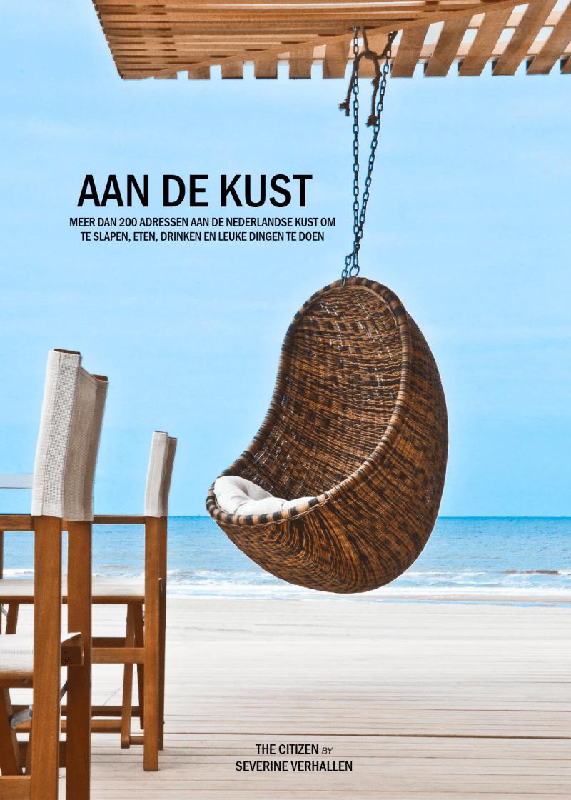 Aan de Kust. Hét boek voor vakantie aan de Nederlandse kust