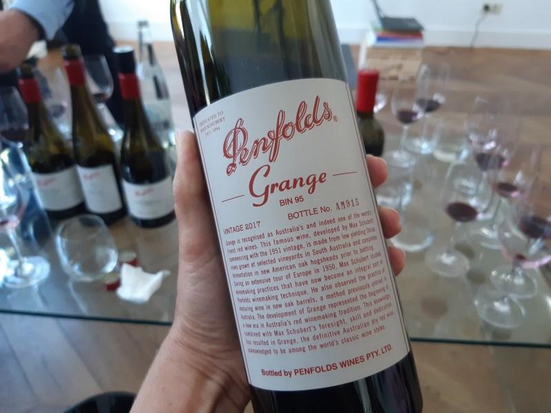 Proef Penfolds Grange, Yattarna en andere topwijnen van Penfolds Australië