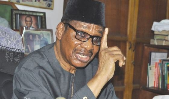 Image result for FG will partly fund 2018 budget with recovered funds - Sagay