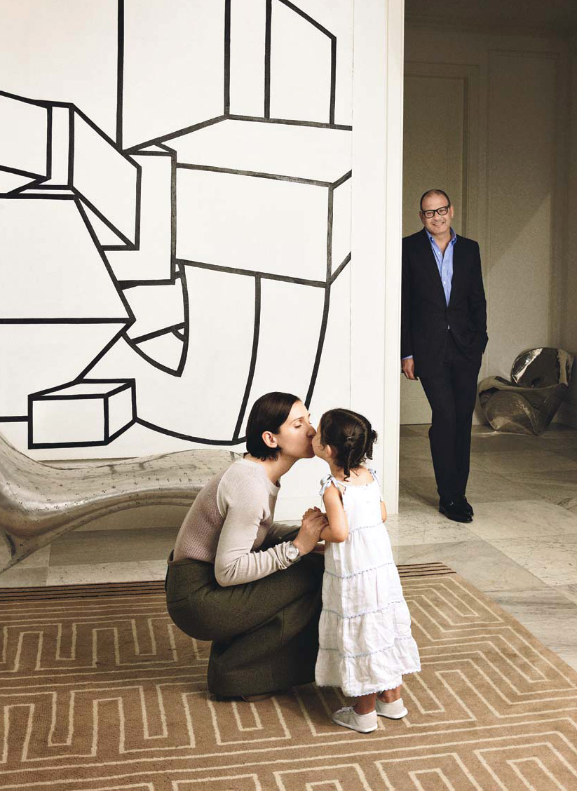 Reed Krakoff  New York Townhouse  the CITIZENS of FASHION