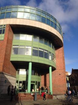 DIT's building on Aungier Street in Dublin's city centre is home to the institute's school's of Business and Arts and Tourism.