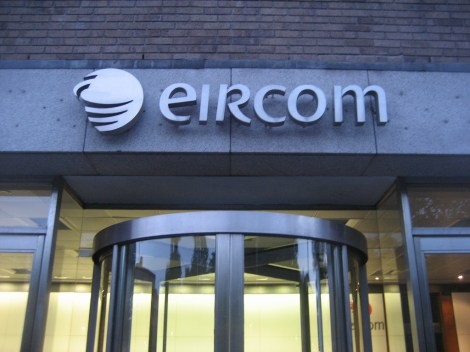 Eircom are hoping to reach 1 million 'eVision' subscribers by June of next year. Image by: Eszter Hargittai