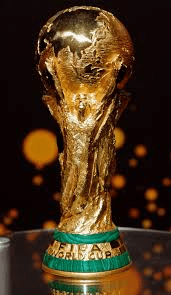 The Jules Rimet trophy