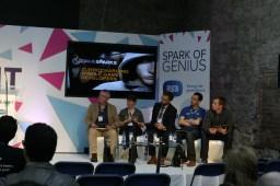 Spark of Genius judges