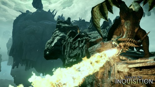 Dragon Age: Inquisition Screen courtesy of EA