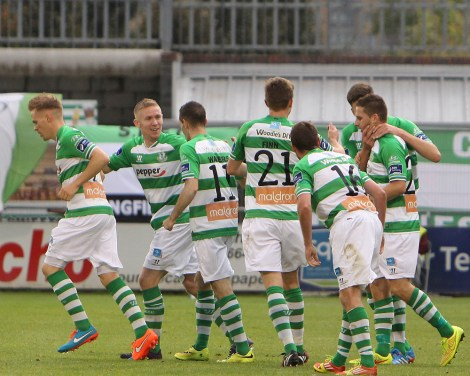 Photo: Shamrock Rovers FC
