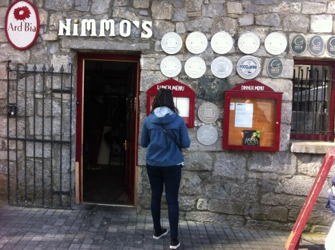 Ard Bia at Nimmo's, Spanish Arches, Galway. Photo by Rachael Hussey