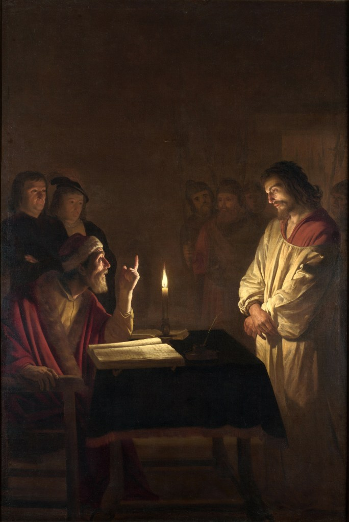 gerard_van_honthorst_-_christ_before_the_high_priest_-_wga11650