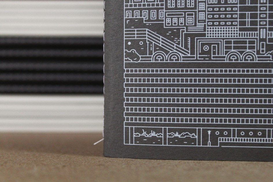 Barbican Notebooks by The City Works