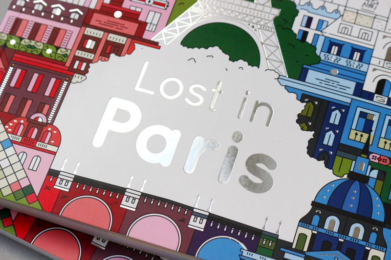 Lost in Paris by The City Works