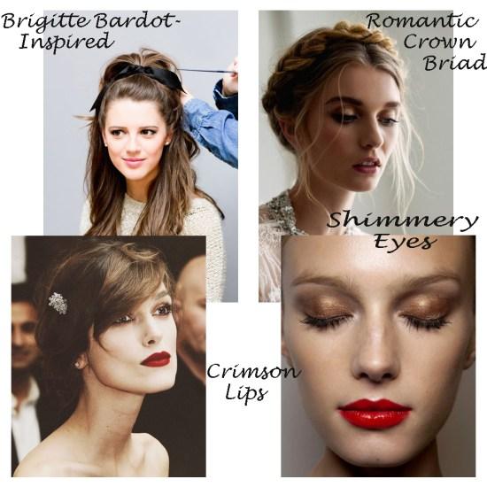 Holiday Hair & Makeup edited