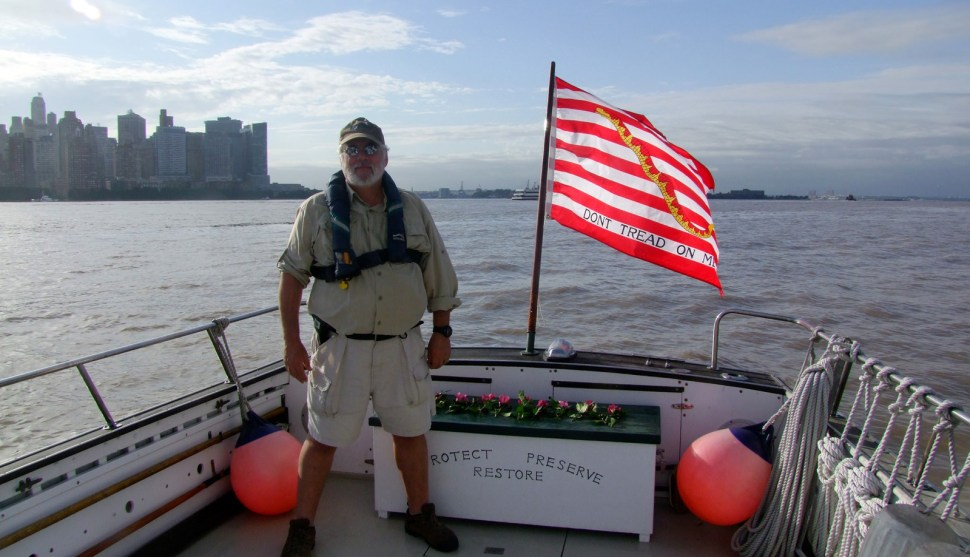 Willner is founder of New York/New Jersey Baykeeper (courtesy Andrew Willner)