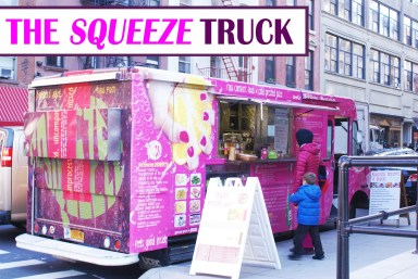 The Squeeze - Truck