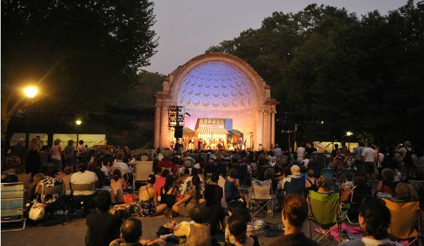 New York's free opera company won't be in Central Park this summer. (Photo: WQXR)