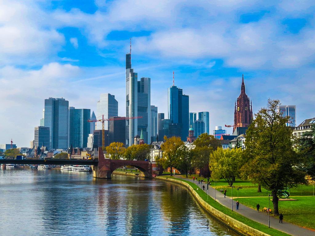 Sustainable Cities Index as cidades mais sustentveis do