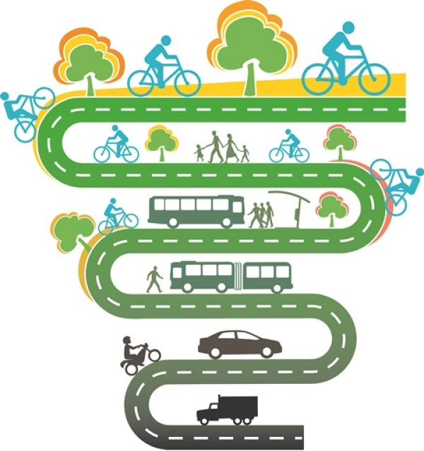 İstanbul'da Güvenli Bisiklet Yolları Uygulama Kılavuzu