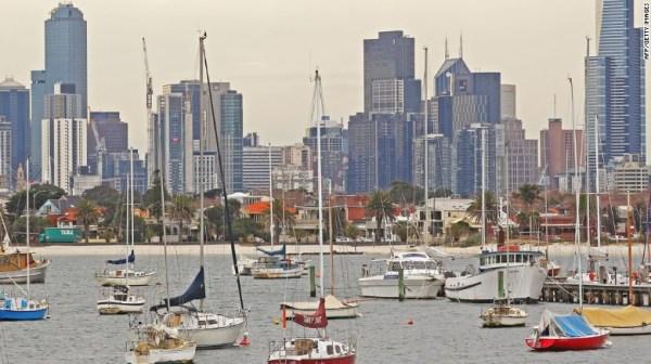 The Economist Intelligence Unit'e göre,  Avustralya'nın Melbourne kenti 2016'nın en yaşanabilir şehri olacak seçildi. Bakılan kriterler arasında ise istikrar, sağlık hizmetleri, kültür ile çevre, eğitim ve altyapı yer alıyor.
