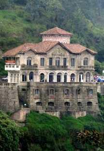 Hotel Del Salto Tequendama Falls Colombia