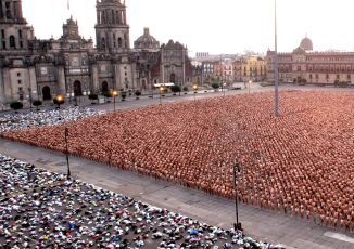 Nude Photography - Spencer Tunick