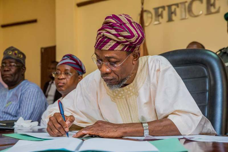 Osun Integrated Payroll System Blocks Wastage, Enhances Aregbesola's Prudency In Financial Management