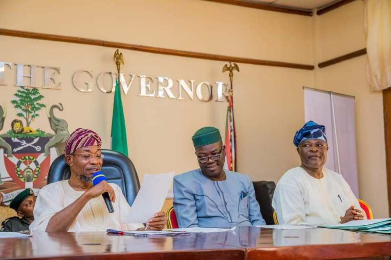 Osun, American Company Sign $450millon MOU On Environment