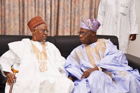 ObasanjoTackles Shagari Over Insufficiency In Rice Production