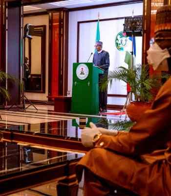 President Buhari To Address Nigerians Today