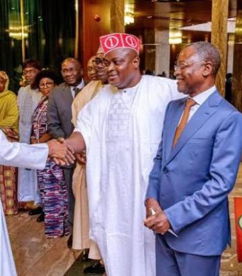 Chairman of Conference of Speakers, Obasa Hails Buhari On Financial Autonomy